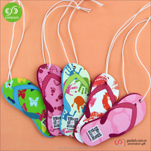 Guangzhou high quality beautiful design custom free car air fresheners