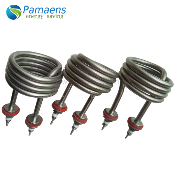 electric tubular heaters