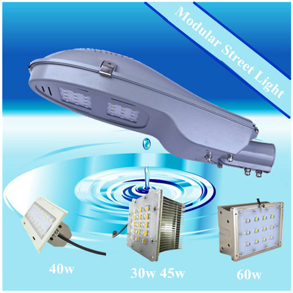 Prices of best design led street light lamp CE ROHS road light 30w 45w 60w 80w 120w