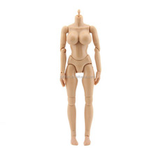 Make custom articulated plastic female nude action figure factory