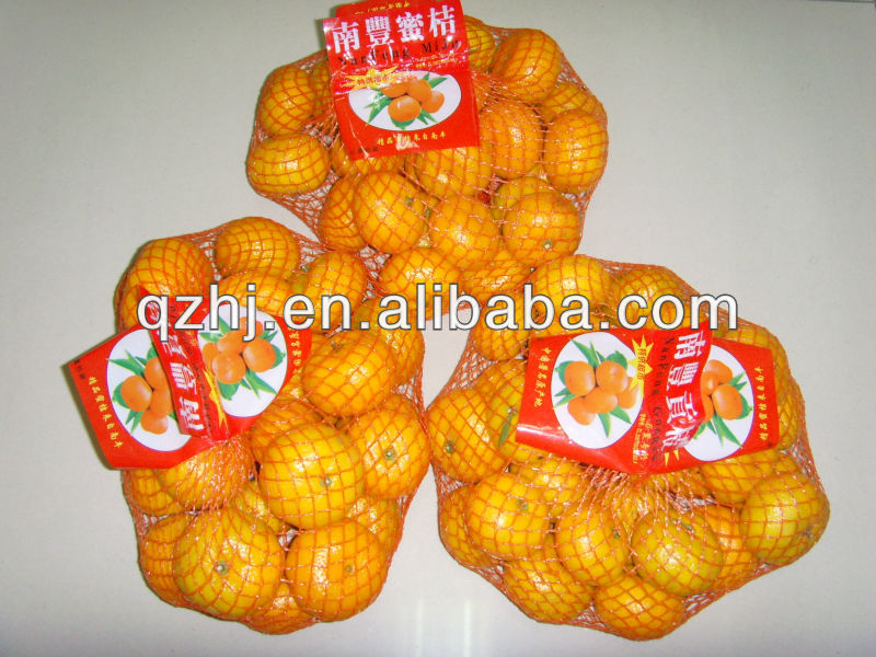 small mandarin oranges, size from 32mm to 55mm