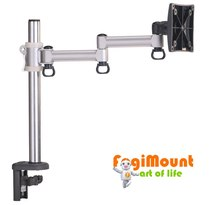 Space Controller Adjustable Desk Arm Monitor Arm Stand (with Quick-Release Lever)