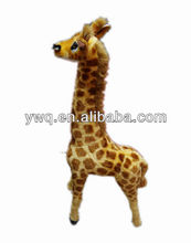 Wild forest animals giraffe plush cute plush toys stuffed giraffe