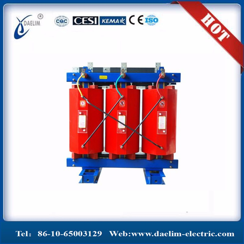 High Quality 3 Phase SC(B) 1000KVA Dry Type 35/0.4KV Power Electrical Transformer Photo