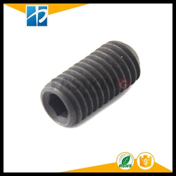 OEM factory Grade 12.9 ball set screw
