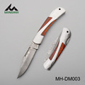 Hot sell damascus pocket knife