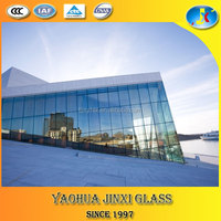 alibaba 8mm laminated glass for house