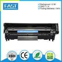 Wholesale Compatible black Toner Cartridge for HP Printer