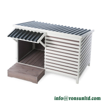 Hot Sale Archie Large Wooden Dog House with Door