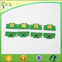 Ocb 12 color for Canon iPF 8300 8310 chip on chip for canon 704 cartridge chips high quality and compatible