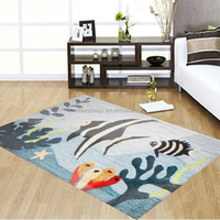 hot sale hand tufted polyester wholesale area rugs carpet making machine