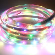 Wholesale product flexible led strip 30leds /m home decor light strip sk6812/ws2812b rgbw led tape