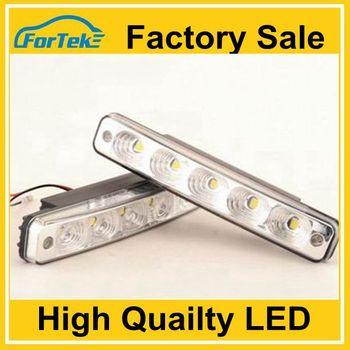 DRL Lamp Fog Signal Light Driving Lamp led daytime running light drl with dimmer Emark approved