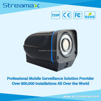 Security Camera Streamax IP Camera 712C5 for Surveillance on Vehicles