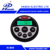 4.45 inch diameter top plate Stereo MP3 player With Radio, Bluetooth for marine