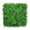 home decoration UV protected artificial ivy green wall fence