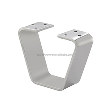 Furniture Hardware Sofa Leg U Brackets