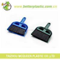 High Quality Manufacturer Promotion Cleaning Tool Plastic Mini Handle Durable Broom And Dustpan