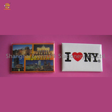 High quality & best price souvenir fridge rubber magnet