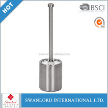 Double Layer Stainless Steel Toilet Brush