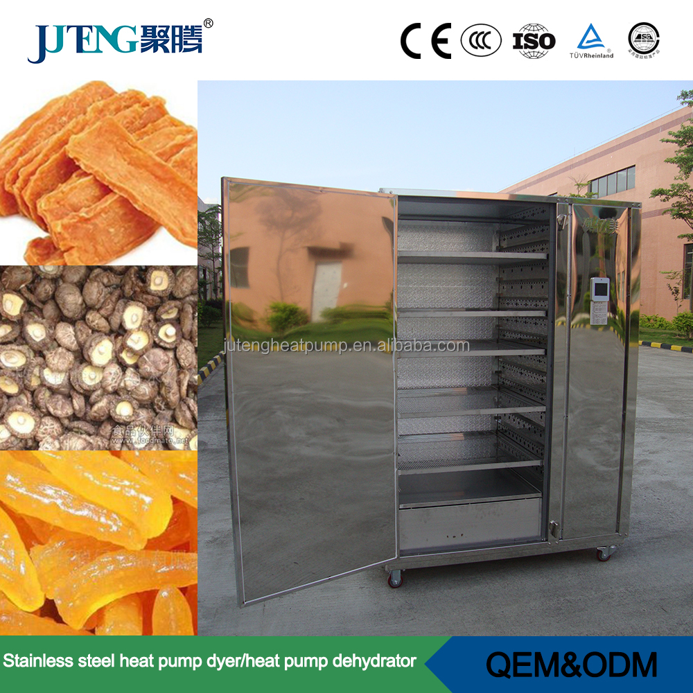 Factory Price Energy saving food heat pump dryer for tomato and Potato dryer oven