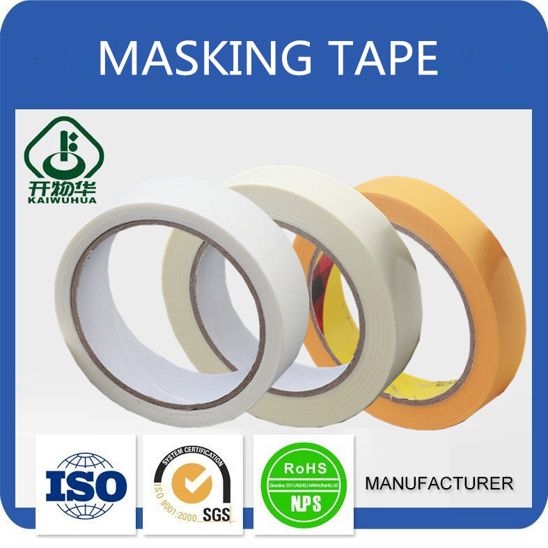 Best price of masking tape 24mm x 50m With Long-term Service