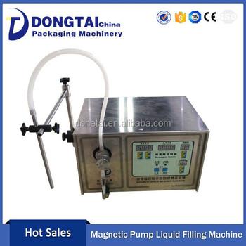 high viscosity liquid filling machine