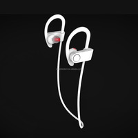 Hi-Fi stereo handsfree bluetooth wireless headset microphone built-in