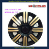 "wholesale Shenzhen Orchid nylon 12"" car wheel covers for bus"