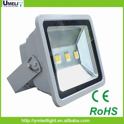 ushine light science and technology shanghai 2014 Outdoor High Power led lights flood Long Lifespan 150W LED flood light