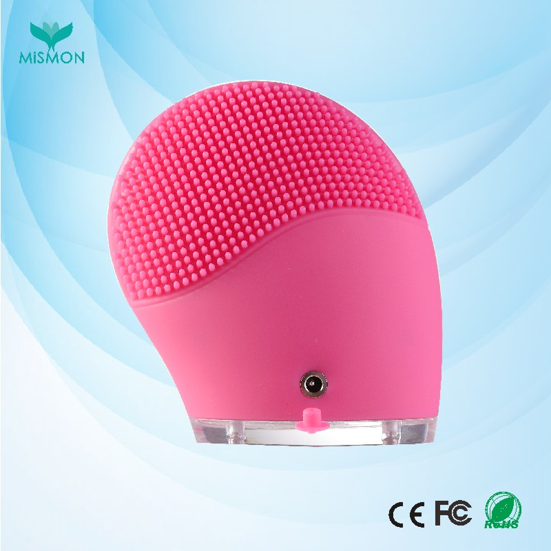 rechargeable sonic face brush/facial electic cleansing brush seen on TV