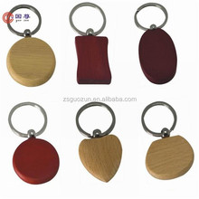 Venta al por mayor en blanco cuadrado/rectángulo/wooden heart key chain <span class=keywords><strong>círculo</strong></span>