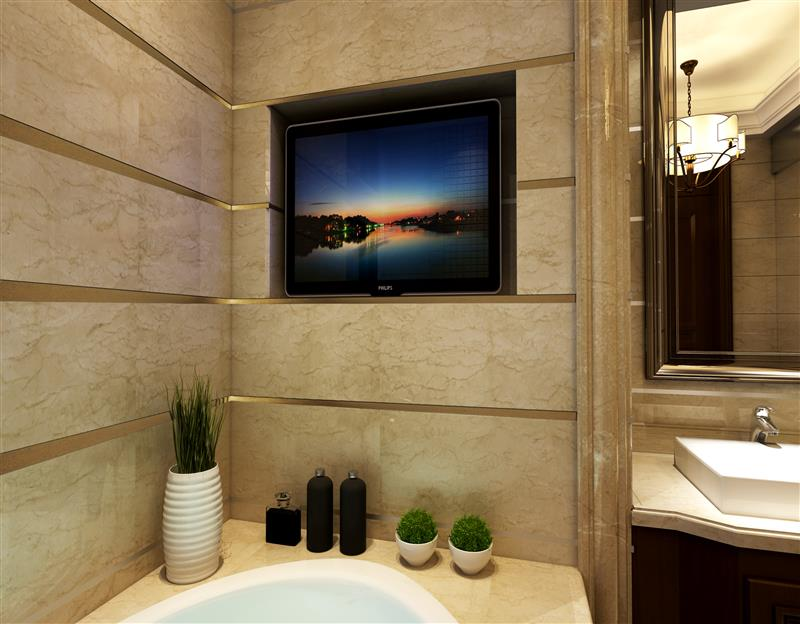 Beautiful LowCost Bathroom Updates  Corner Shelves Shower Doors And Shower