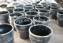 carbon steel large pipe reducers sch20