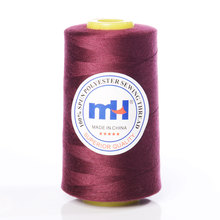 MH Brand 40 2 100 Spun Polyester Sewing Thread Wholesale - 4000 Yds