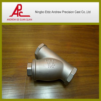 3-ways casting products stainless steel investment casting precision casting parts