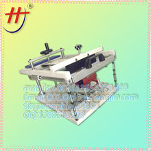 LT-S2 Screen printer,manual cylindrical screen printing machine for pen