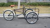 High quality cargo tricycle/cargo bike /3 wheel bike for family shopping