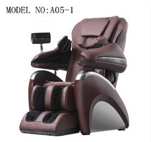 Top quanlity and cheap massage chair with scrapping, longest back track, full airbag massage