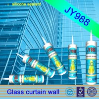 High Quality Neutral Cure Tile Sealant Weatherproof Structural Silicone Sealant JY988
