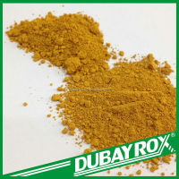 Asphalt color coating yellow iron oxide pigment yellow for wide industrial application