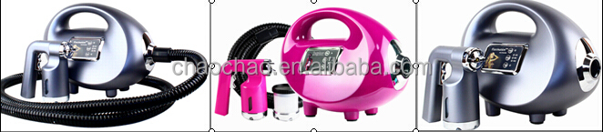 New version 700W HVLP spray tan machine
