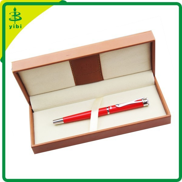 HCH-R449 top quality metal jinhao fountain gift ink pen and pen case set