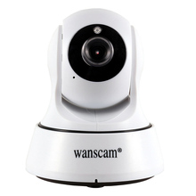 Wanscam HW0036 WiFi Wireless P2P One Key Setting Motion Detection IP Camera Indoor childrens home care