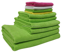 super absorbent cleaning microfiber towel from China