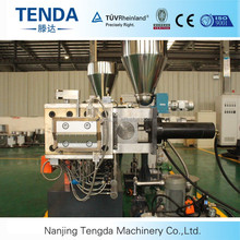 PVC Plastic Pellets Making Production Extrusion Machine Price