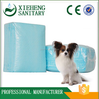 Breathable Super Absorbent Disposable non-woven dog training pad wholesalers