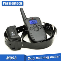2016 Best Remote Control Electronic Shock Dog Training Collar