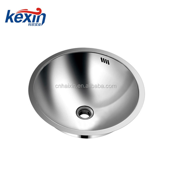 Glazed Stainless Steel Wash Basin