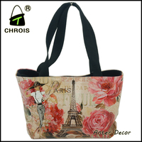 Wholesale dubai ladies handbags international brand print handbag
